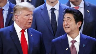 Japan nominated Trump for Nobel Peace Prize after White House request, reports say