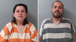 Parents charged after toddler