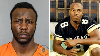 Former NFL player killed by neighbor in parking dispute, Colorado police say