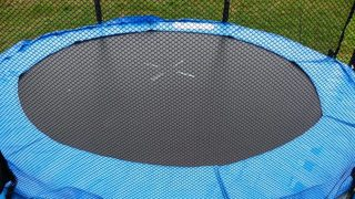 Video of boy in wheelchair bouncing on trampoline goes viral