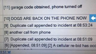 Dogs hound Minnesota police with 911 calls