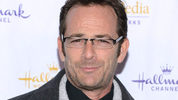 Luke Perry attends the Hallmark Channel and Hallmark Movie Channel's '2013 Winter TCA' Press Gala at The Huntington Library and Gardens on January 4, 2013 in San Marino, California. He died Monday after suffering a stroke. He was 52.