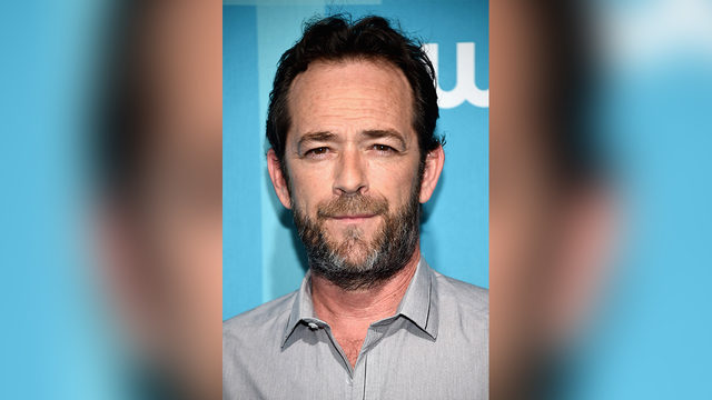 Image result for Actor Luke Perry's Death Puts Spotlight