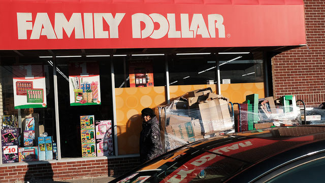 Dollar Tree to close nearly 400 Family Dollar stores