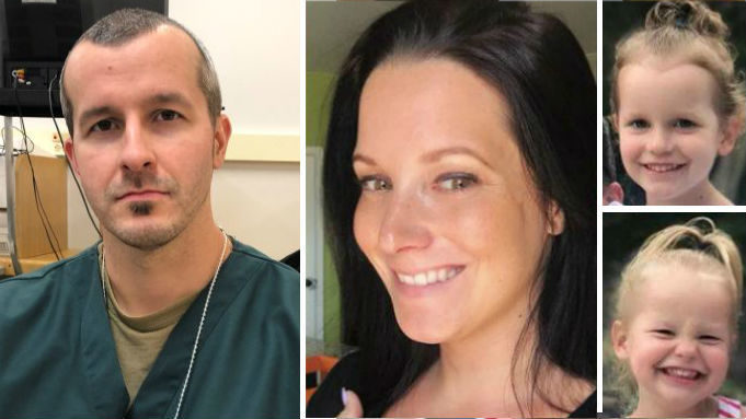 Daddy, no!': Chris Watts' 4-year-old daughter begged for life after