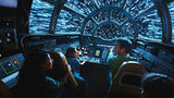 Inside Millennium Falcon: Smugglers Run, guests will take the controls in one of 3 unique and critical roles aboard the fastest ship in the galaxy when Star Wars: Galaxy's Edge opens May 31, 2019, at Disneyland and Aug. 29, 2019, at Walt Disney World