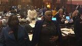 Georgia Lawmakers Pass 'Heartbeat' Abortion Bill