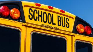 Principal: 4th-grader found with loaded gun on school bus