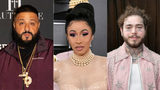 Cardi B, Post Malone, DJ Khaled headlining Carnival's 18-and-over hip-hop cruise