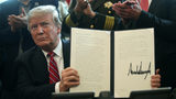 Trump Issues First Veto After Congress Rejects Emergency Declaration