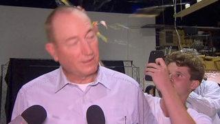 Teen who egged Australian senator donating legal fees raised on GoFundMe to Christchurch victims