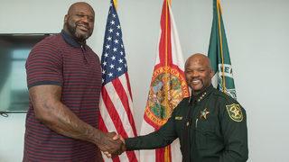 SEE: Shaq Deputized by Florida Sheriff