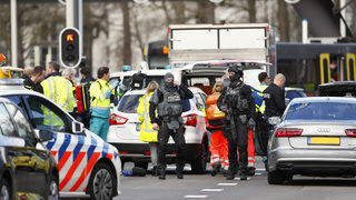 Dutch tram shooting: 1 dead, multiple people hurt in possible terror attack, police say