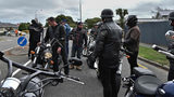 Bikers Stand Guard at New Zealand Mosques for First Friday Prayers Since Massacre