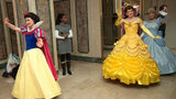 Couple offering $53,000 for nanny to dress up like Disney princesses