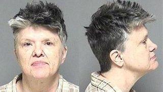 Sister of double-murder suspect runs over drunken son, police say