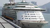 FILE PHOTO: A man is suing Royal Caribbean after fell while flying on the Mariner of the Seas SkyPad, breaking his pelvis.