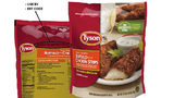 Tyson recalling 69,000 pounds frozen chicken strips over possible metal contamination