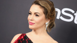 Alyssa Milano tells Hollywood to leave Georgia after 'heartbeat