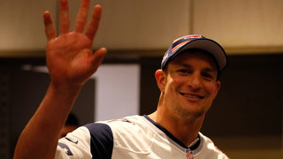WWE or Hollywood? What could be next for Patriots tight end Rob Gronkowski