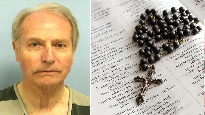 Priest accused of sexually assaulting woman while performing last rites