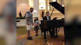 WATCH: Dad Serenades Daughter with 'Ave Maria' During Disney Vacation