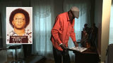 Tim Thomas has told WSB-TV in Atlanta that he fought off Wayne Williams -- the prime suspect in the Atlanta child murders -- after Williams, inset, offered the then-teenager a ride in 1976.