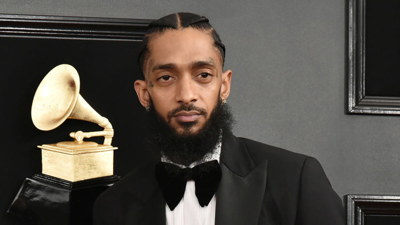 Photos  Nipsey Hussle life and death  2264c248a