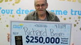 Cancer Patient Wins $250K Lottery Prize, Plans to Take Wife on Dream Vacation