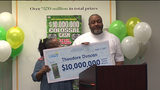 Grandfather Will Buy Dream Home After Winning $10M Lottery Prize