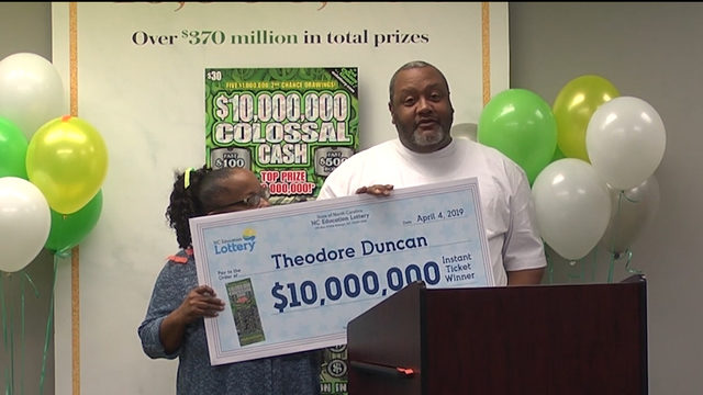 Jackpot a plan for lottery win