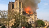 WATCH: Notre-Dame Cathedral on Fire