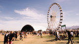 Festivalgoers attend the 2019 Coachella Valley Music and Arts Festival Weekend 1 Day 3 on April 14, 2019 in Indio, California.