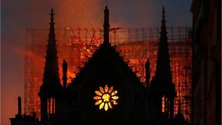 Notre Dame Cathedral fire: Short-circuit may have caused blaze, officials say