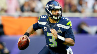 Russell Wilson reportedly gives each offensive lineman $12K in Amazon stock
