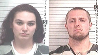 Police: Couple found passed out in van as toddler wanders naked outside Florida IHOP