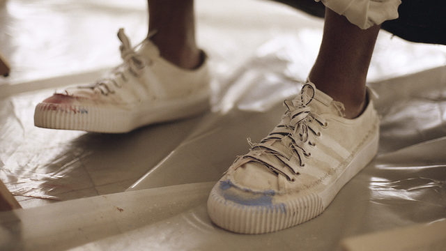 97e71659865b Donald Glover partnered with adidas Originals to launch his own Nizza DG  Shoes as part of Donald Glover Presents. Photo  adidas