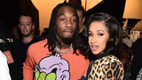 Offset and Cardi B (Photo by Theo Wargo/Getty Images for NYFW: The Shows)