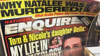 National Enquirer sold to Hudson News CEO for $100 million, reports