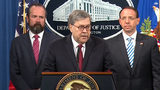WATCH: Attorney General Barr Speaks Before Releasing Mueller Report