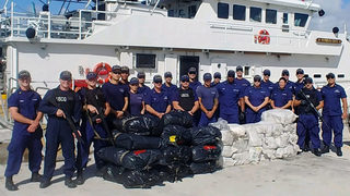 Coast Guard crews seize 970 pounds of cocaine, 550 pounds of marijuana worth combined $13.5M