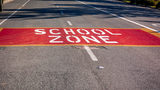 FILE PHOTO: This school zone is spelled correctly, but that wasn't the case for one in Florida.