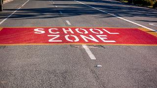 School spelled 'scohol
