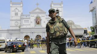 Sri Lanka explosions: Easter Sunday blasts at churches, hotels kill dozens