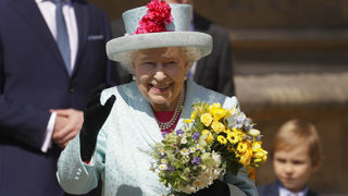 Photos: Queen Elizabeth II celebrates 93rd birthday on