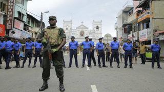 Photos: Easter Sunday blasts at Sri Lanka churches, hotels kill dozens