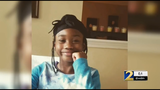 Mariasia Thomas, 7, died after she was hit in the head by a stray bullet while sitting on the couch in her foster home. Photo: WSBTV.com
