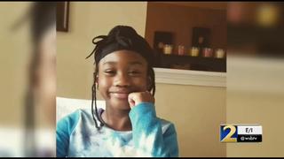 7-year-old girl dies after being shot in head in Georgia