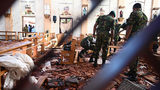 VIDEO: Scenes from Sri Lanka Bombings