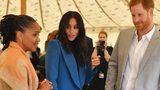 FILE PHOTO: Doria Ragland has arrived in London in advance of the impending arrival of her grandchild.